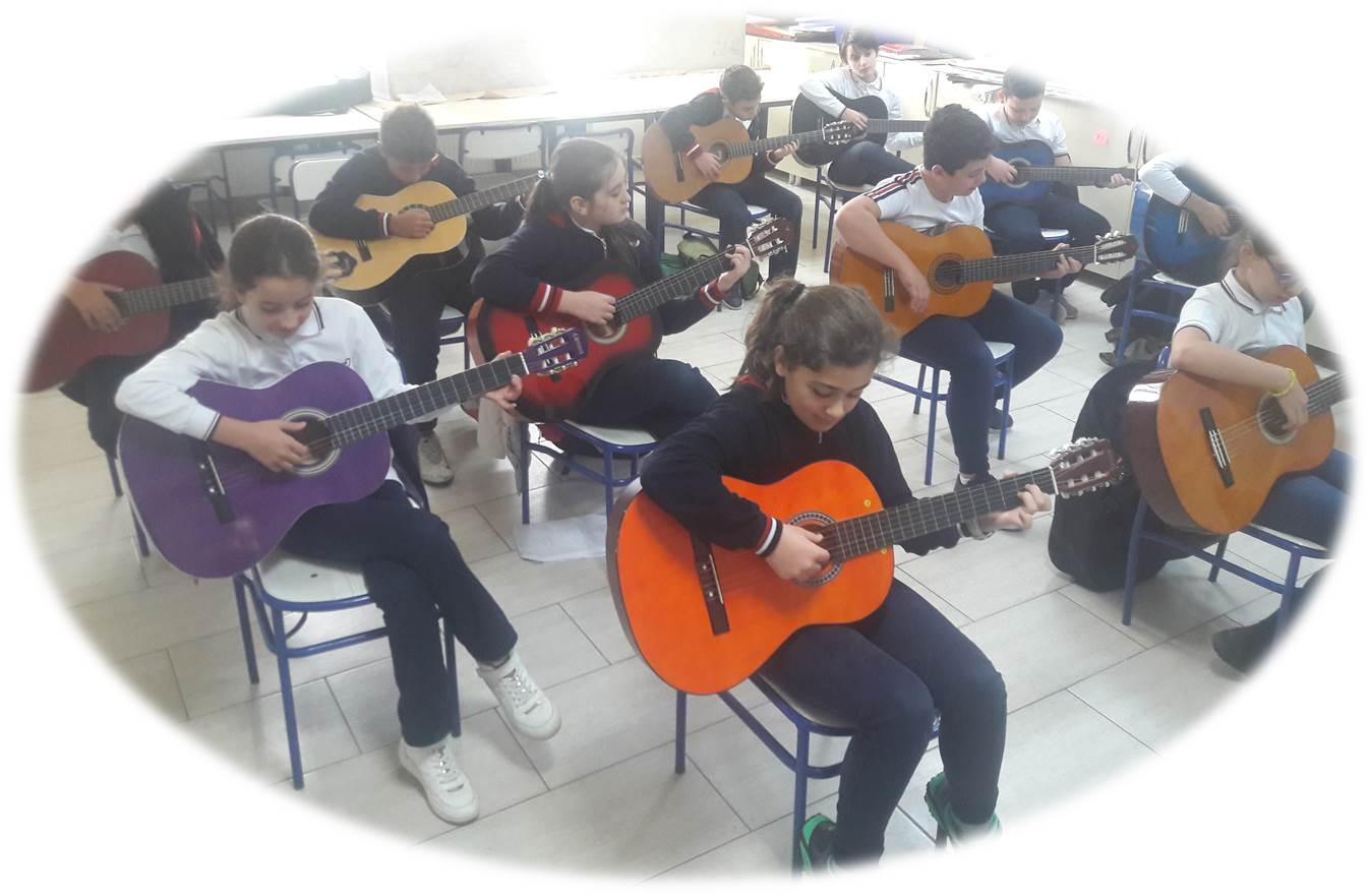 , Müzik Dersliği