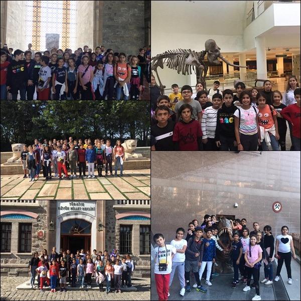 , ODTÜ KYÖV Okulları Öğrencileri Ankara'da…