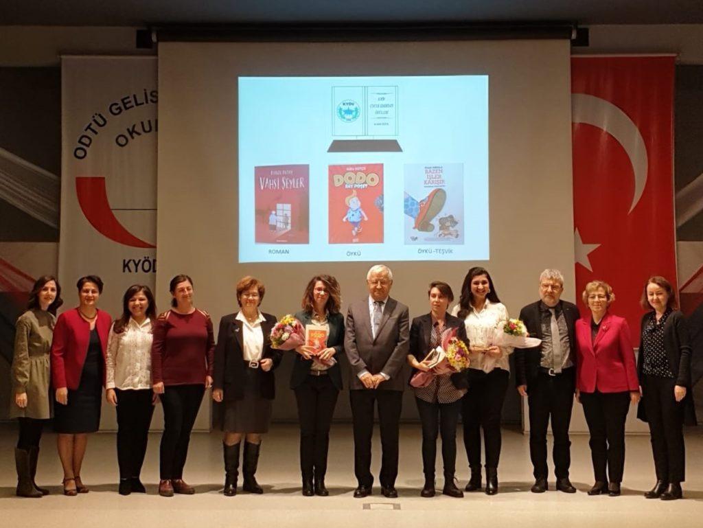 , 3.KYÖV Çocuk Edebiyatı Ödülleri…
