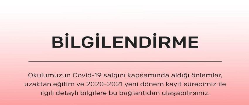 , ODTU GV KOCAELİ OKULLARI COVID-19 GÜNCELLEMELERİ…