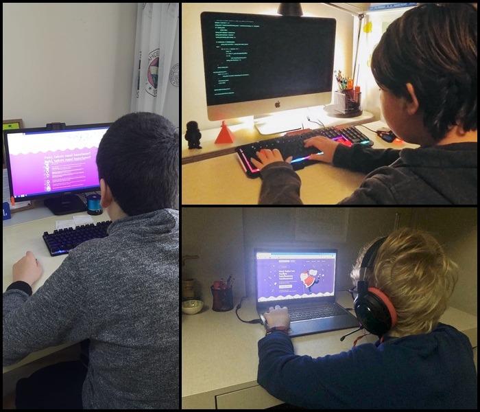 , Ortaokul Öğrencilerimizin Online Kodlama Yarışması  Gururu…