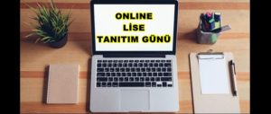 Online Lise Tanıtım Günümüze Davetlisiniz...